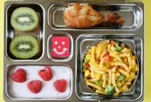 School lunch ideas / Inspiration, ideas and hacks for school lunches.