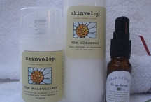 Skinvelop Skincare Available @ Indigo Amber Teething Jewellery