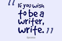 Quotes: Writing / Quirky quotes and serious quotes on writing