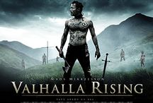 Valhalla Rising™ / 1000 AD, for years, one eye, a mute Warrior of supernatural strength, has been held prisoner by the Norse chieftain Barde. Aided by St., a slave boy, one eye slays his captor and together they set off on an epic journey where everyone dies, is not a film about hope but about death and devastation. / by Mr. NAMELESS NOTORIOUS™