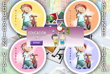 Educación Vial / by Escuela en la Nube