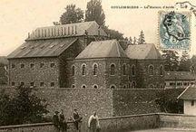 prisons,gares mairies de France