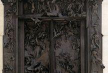 Puertas del Infierno A.Rodin