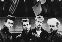 ❤Depeche Mode!❤ / A Truly Legendary Band! My Favorite Members Are: Dave, Martin And Andy!
