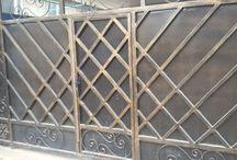 Ворота / Кованые и сварные ворота