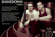 10 songs in 10 days - Shinedown