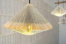 luminaires / by la grande