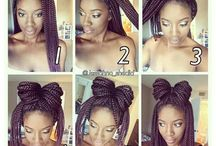 Rasta braids styles