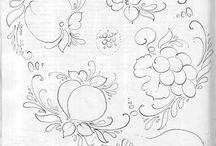 Fabrik paintings, patterns, embroderi...3