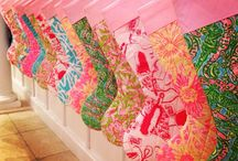 Lilly Pulitzer Christmas / Lilly Pulitzer love