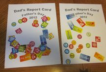 Kids Father's Day crafts / by Annette Johnson
