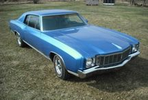 1972 CHEVROLET MONTE CARLO BIG BLOCK-FRAME OFF RESTORED-NUMBERS MATCHING