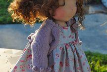 boneca cabeluda