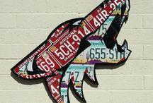 Arizona Coyotes / My favorite hockey team / by Jarret Beckner