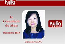 KYLIA - Le consultant du mois