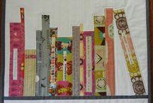 quilt livre tissu