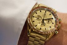 Gold Watches / by WatchTime Magazine