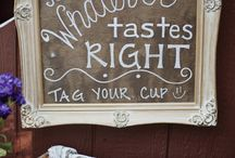 Wedding Food and Drink Ideas