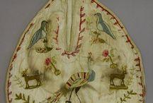 Antieke buidels ,tasjes en zakken.