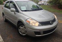 2009 Nissan Versa 1.8S Hatchback For Sale in Durham NC
