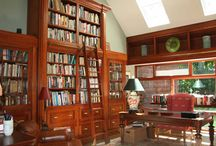 Harvard Lawyer Living Space / This Harvard lawyer's living space has been designed for functional use, by Sarah Blank Design. SarahBlankDesignStudio.com #SarahBlankDesign #InteriorDesign #Lawyer #Office #Officedesign #Classic #Library #Study #StudyArea #Interior #Decor #Design #InteriorDecor