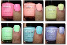 pastels ♥ cream