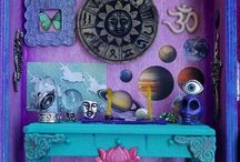 Sacred☀️Spaces: Altars, Shrines &... / Thank you for following. Have fun pinning.  / by ☮✿Lenora✿☀️ Philbert✿☮