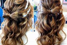Flower girl hair / by Lauren Olsen