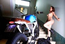 bikes and girls