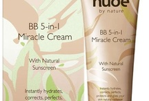 Nude by Nature Products  / Nude by Nature products are a 100% natural, 3 step system, designed to make mineral make-up application easy and accessible. The entire range is chemical-free as well as free from talc, bismuth and fillers. Refer to our website for further information.