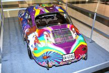 art cars world