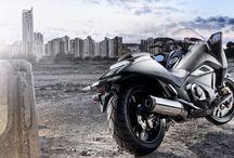 Motorräder für Männer / tolle Bikes, customized bikes und mehr