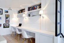 Interieur - Werkplek
