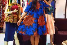 Dresses / Colourful