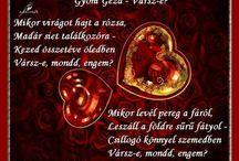 idézet és vers