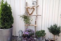 Creative ideas close to nature / Ideas how to decorate