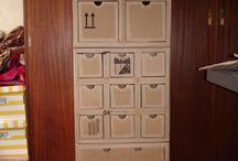 Meuble carton