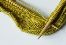knit / by Myrna Torres