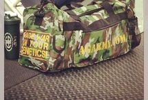 AG Swag / The clothing and gear that powers AG Soldiers to rise above the rest.