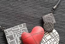 polymer clay valenine day / polymer clay valenine day jewelry