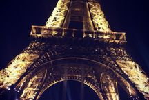 Eiffel Tower / by Melissa Rupert