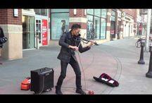 Street Music is ART, man! :)