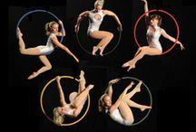 Amazing Aerial Dance