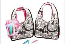 coloring bag / coloring bag