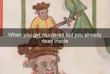 Art funnies