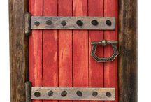 Сказочные двери