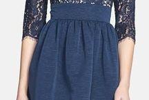 Fashion - Dresses - Blue