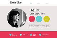 CV html / CV website