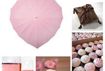 pink Table wedding