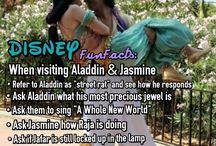 Disney bucket list